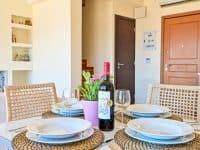 Villa Calypso in Aegina, kitchen, by Olive Villa Rentals