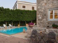 Villa- Arte-Spetses-by-Olive-Villa-Rentals-exterior-area-evening