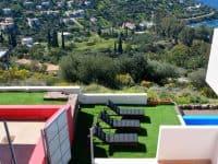 Villa Calypso in Aegina Greece, sea view 7, by Olive Villa Rentals