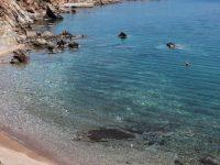 Villa Eurydice in Antiparos Greece, beach 2, by Olive Villa Rentals