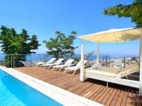 Villa Beverly in Athens Greece, pool 4, by Olive Villa Rentals