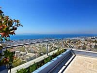 Villa Beverly in Athens Greece, sea view 2, by Olive Villa Rentals