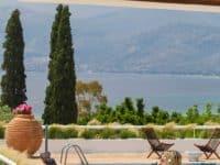 Villa Miltiades in Athens Greece, sea view 3, by Olive Villa Rentals