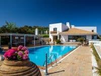 Villa Miltiades in Athens Greece, house, by Olive Villa Rentals