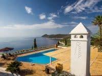 Villa Miltiades in Athens Greece, pool 2, by Olive Villa Rentals