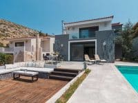 Villa Themis in Athens Greece, house 7, by Olive Villa Rentals