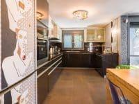 Villa Themis in Athens Greece, kitchen 3, by Olive Villa Rentals