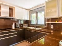 Villa Themis in Athens Greece, kitchen 4, by Olive Villa Rentals