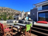 Villa Themis in Athens Greece, house 3, by Olive Villa Rentals