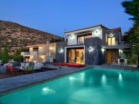 Villa Themis in Athens Greece, house 4, by Olive Villa Rentals
