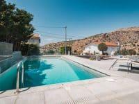 Villa Themis in Athens Greece, pool, by Olive Villa Rentals