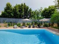 Olive Urban Estate in Athens Greece, pool 2, by Olive Villa Rentals