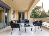 Olive Urban Estate in Athens Greece, outside, by Olive Villa Rentals