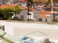 Villa Violet in Hydra Greece, balcony 5, by Olive Villa Rentals