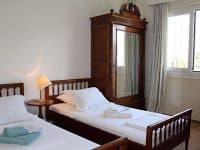 Villa Thetis in Pelion Greece, bedroom, by Olive Villa Rentals