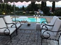 Villa Thetis in Pelion Greece, outdoors, by Olive Villa Rentals