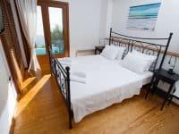 Villa Jason in Pelion Greece, bedroom 2, by Olive Villa Rentals