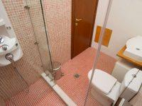 Villa Jason in Pelion Greece, bathroom 2, by Olive Villa Rentals