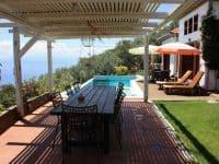 Villa Jason in Pelion Greece, pool 4, by Olive Villa Rentals