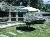 Villa Jason in Pelion Greece, outside, by Olive Villa Rentals