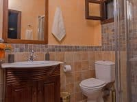 Milies House in Pelion Greece, bathroom 2, by Olive Villa Rentals