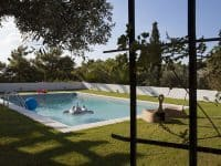 Villa Amy in Porto Heli Greece, pool 2, by Olive Villa Rentals