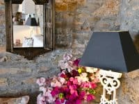 Villa Cybele in Skopelos Greece, living room 4, by Olive Villa Rentals