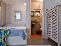Pool Villa Selene in Skopelos Greece, bedroom 9, by Olive Villa Rentals