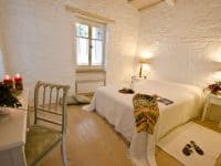 Pool Villa Selene in Skopelos Greece, bedroom 4, by Olive Villa Rentals