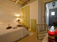 Pool Villa Selene in Skopelos Greece, bedroom 6, by Olive Villa Rentals