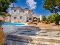 Villa Arte in Spetses Greece, house 2, by Olive Villa Rentals