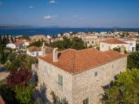 Villa Arte in Spetses Greece, house 4, by Olive Villa Rentals