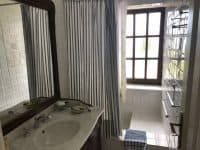 Villa Camelia in Spetses Greece, bathroom 2, by Olive Villa Rentals
