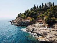 Villa Camelia in Spetses Greece, beach 4, by Olive Villa Rentals