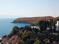 Villa Camelia in Spetses Greece, view 2, by Olive Villa Rentals