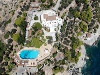 Villa Camelia in Spetses Greece, house, by Olive Villa Rentals