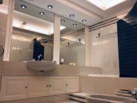 Villa Camelia in Spetses Greece, bathroom 7, by Olive Villa Rentals
