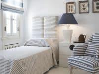Villa Marina in Spetses Greece, bedroom 5, by Olive Villa Rentals