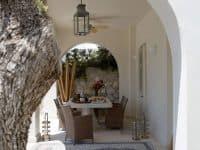 Villa Marina in Spetses Greece, outside 5, by Olive Villa Rentals