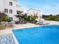 Villa Matilda in Spetses Greece, pool 2, by Olive Villa Rentals