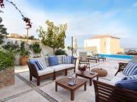Villa Matilda in Spetses Greece, pool 3, by Olive Villa Rentals