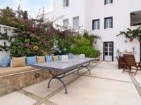 Villa Matilda in Spetses Greece, table 5, by Olive Villa Rentals