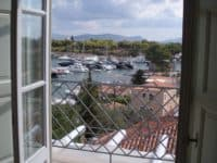 Villa Pitys in Spetses Greece, balcony 3, by Olive Villa Rentals