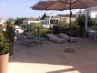 Villa Pitys in Spetses Greece, pool 2, by Olive Villa Rentals