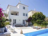 Villa Spezie in Spetses Greece, house, by Olive Villa Rentals