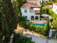 Villa Veneta in Spetses Greece, house 2, by Olive Villa Rentals