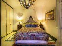 Villa Veneta in Spetses Greece, bedroom 2, by Olive Villa Rentals