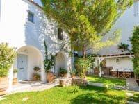 Villa Zenais in Spetses Greece, outdoors, by Olive Villa Rentals