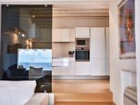 Villa Leticia in Mykonos Greece, kitchen 2, by Olive Villa Rentals