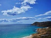 Villa Leticia in Mykonos Greece, beach 2, by Olive Villa Rentals